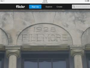 Fillmore's Facade